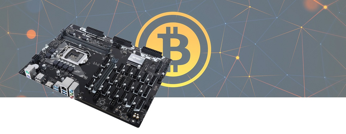 bitcoin, asus b250 expert mining