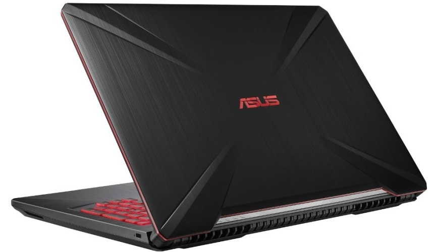 Notebook s procesorem Coffee Lake-H ASUS TUF Gaming FX504GD