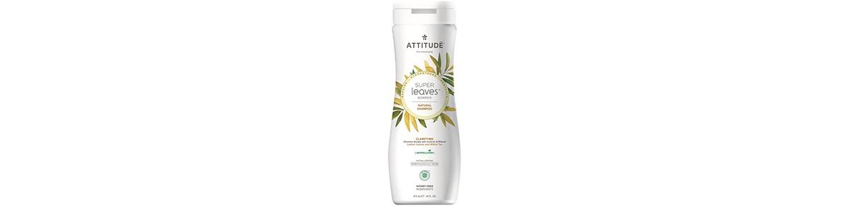 Šampon ATTITUDE Super leaves pro normální a mastné vlasy