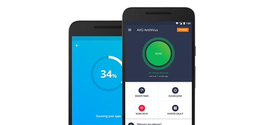 AVG, antivirový program, AVG Anti-Virus PRO (Android)