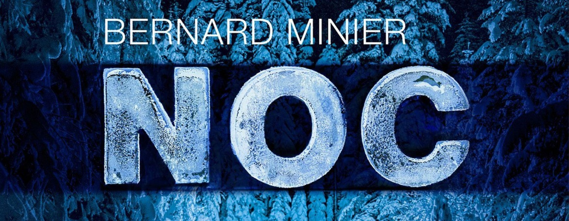 Kniha; Noc; Bernard Minier