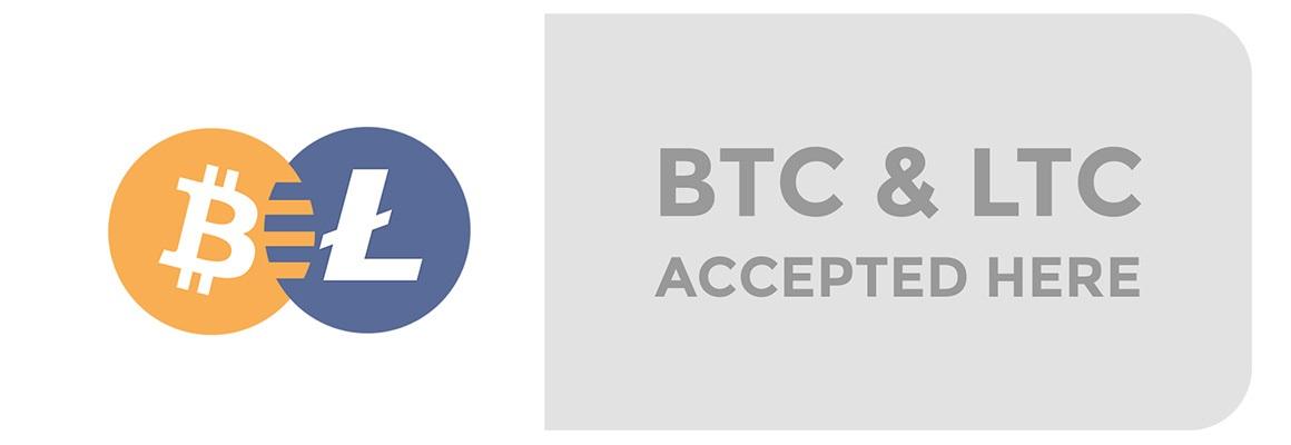 bitcoin; litecoin; alza