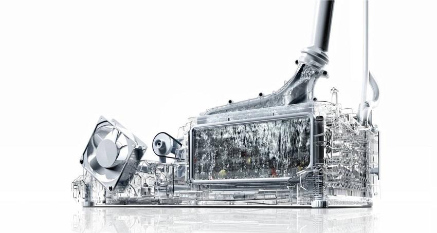 samočisticí kondenzátor bosch siemens