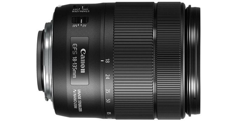 Recenze objektivu Canon EF-S 18-135mm f/3,5-5,6 IS USM