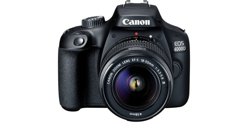 Canon EOS 4000D (PREVIEW)