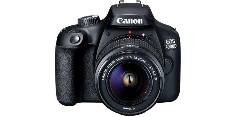 Canon EOS 4000D (PREVIEW)