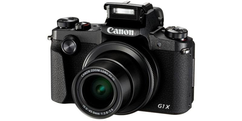 Canon G1X Mark III (RECENZE)
