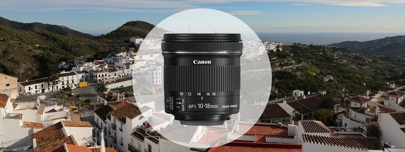 Recenze Canon EF-S 10-18mm f/4.5-5.6 IS STM