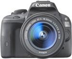 Canon EOS 100D, nejmenší a nejlehčí zrcadlovka