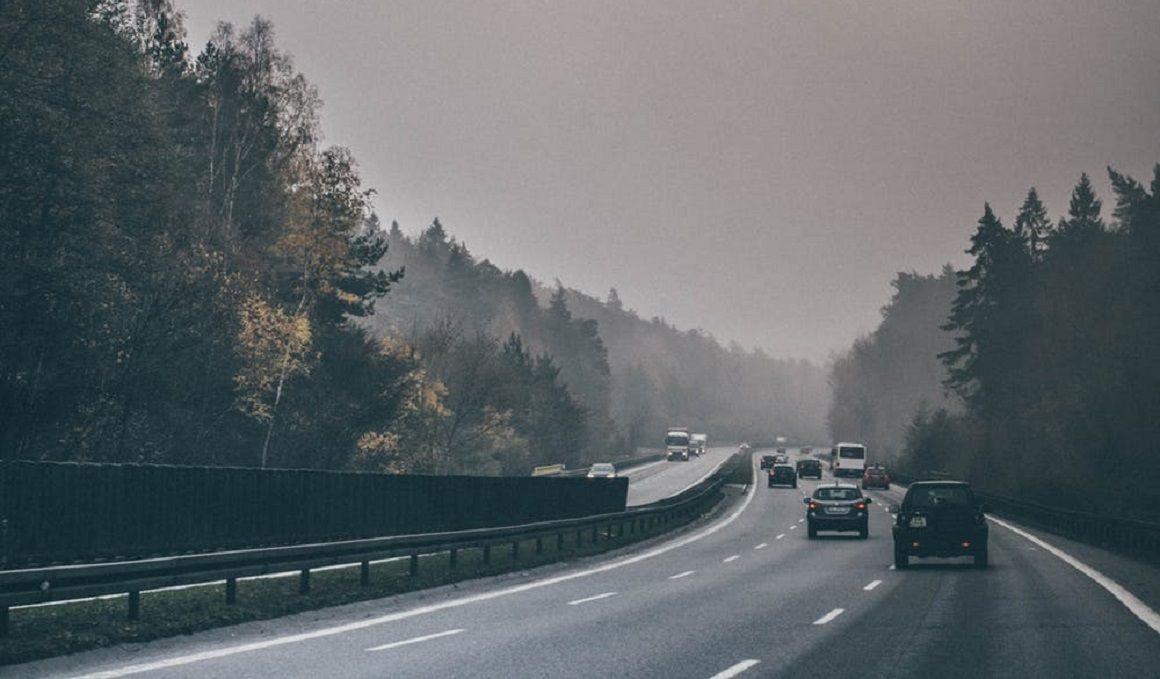 Cesta autem do Chorvatska