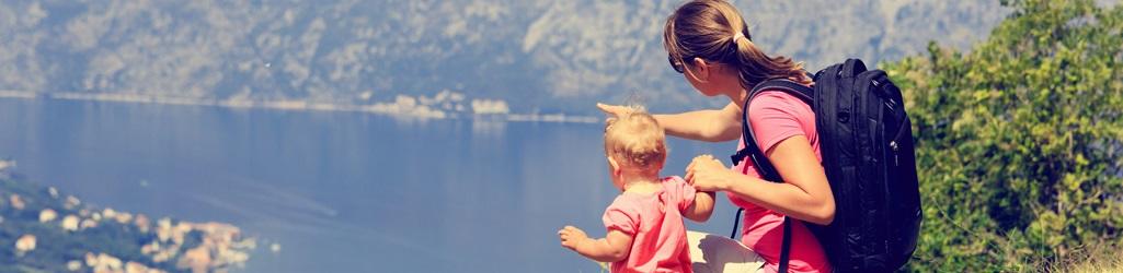 Kdy se vydat na cestu s miminkem
