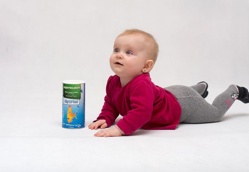 Goldim Čiperka dětský nápoj fenyklový