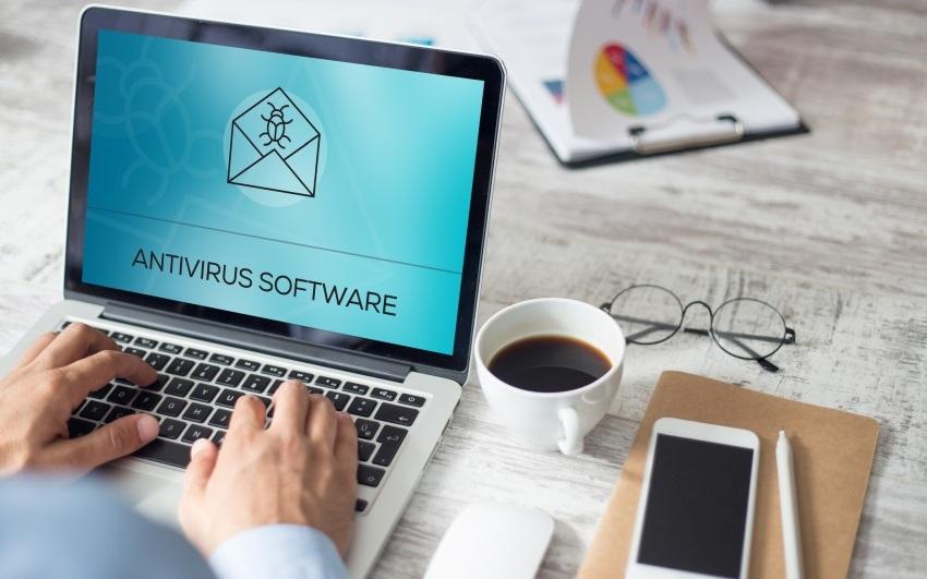 Čištění notebooku – antivirus zdarma