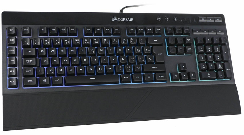 Corsair Raptor Gaming K55