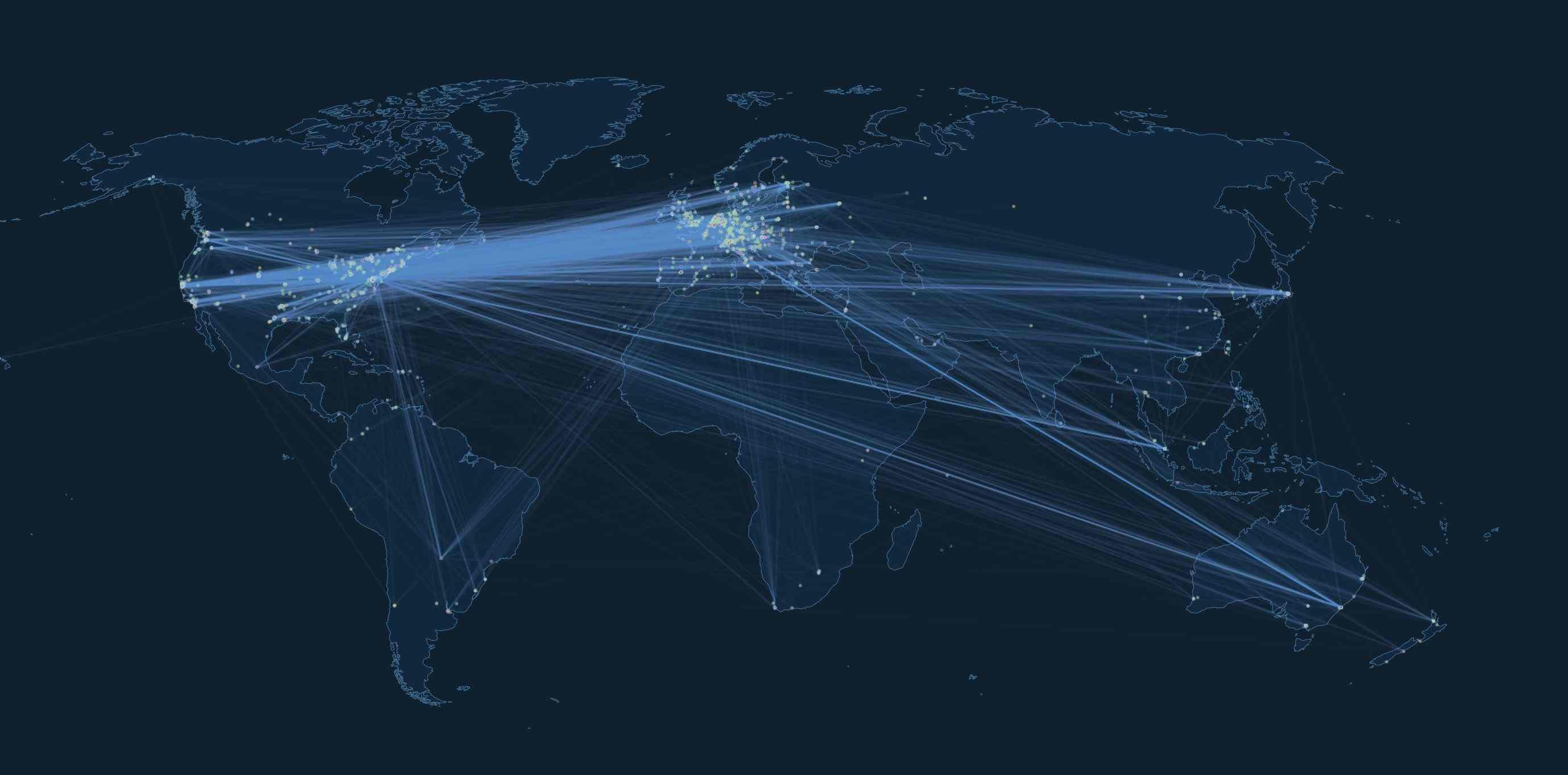 lightning network, bitcoin, vizualizace