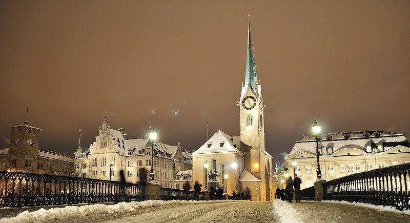 Největší město Švýcarska