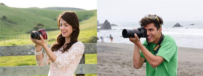 Recenze Nikon D3400. Dostupná vstupenka do světa fotografů.