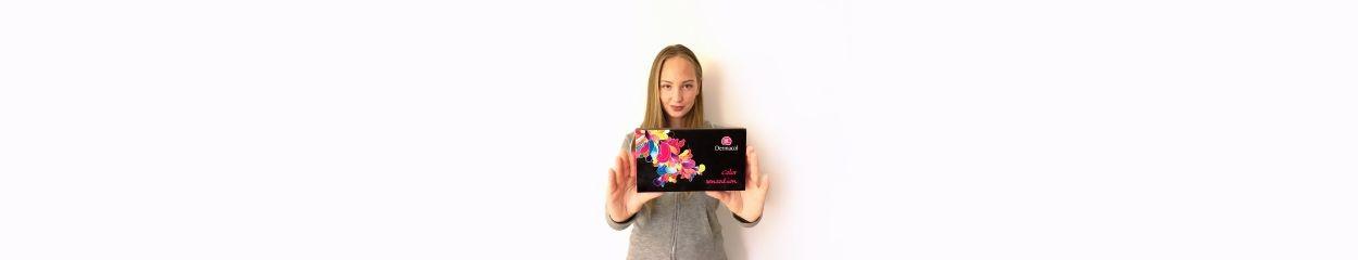 Vyzkoušeli jsme pro vás: Dermacol Make-up Cover a paletka Dermacol Color Sensation