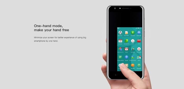Doogee Y6 Piano Black, Android 6.0