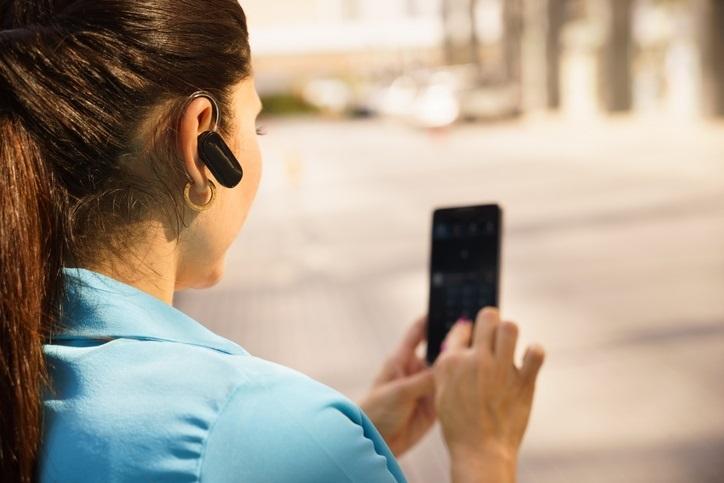 Bluetooth sluchátko