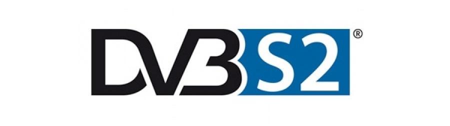 DVB-S2 vysilání
