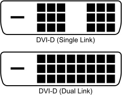 Dvi vs dvi-d | What's The Difference Between DVI  2019-02-11