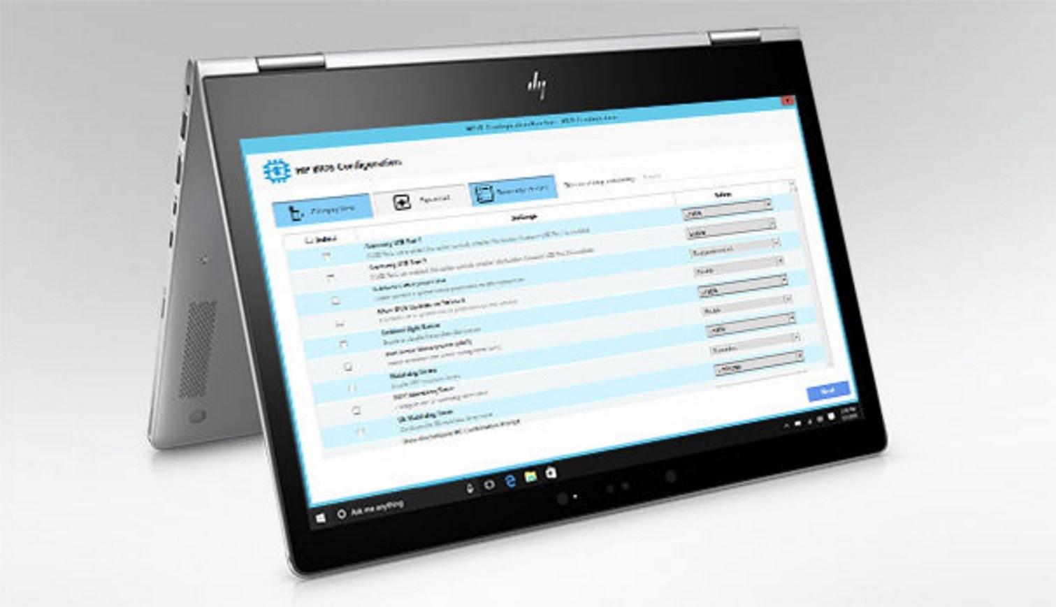 HP EliteBook; zařízení typu 2v1; pracovní ultrabook