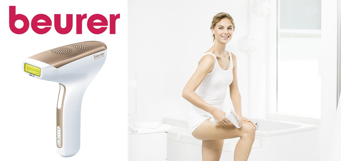 IPL epilátor, Beurer IPL 8500 Velvet Skin Pro, recenze