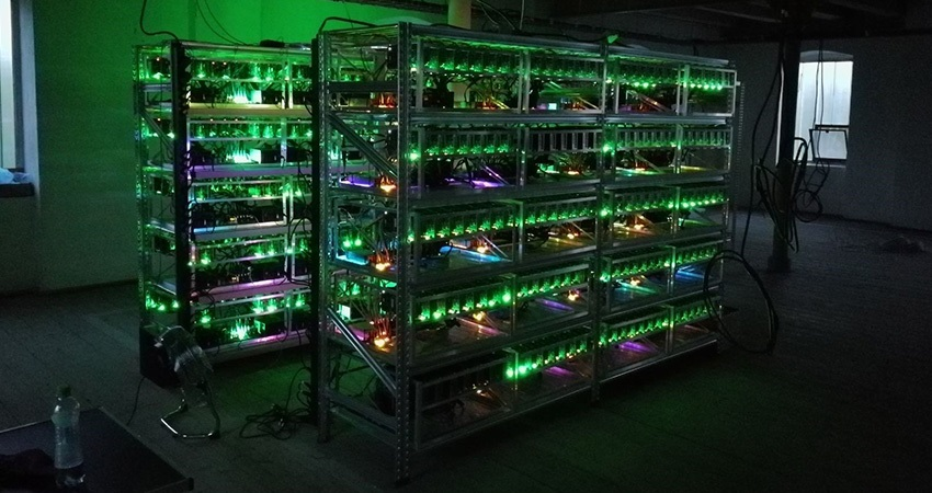 Těžba virtuálních měn