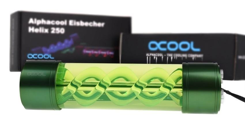 Expanzní nádoba Alphacool Eisbecher Helix