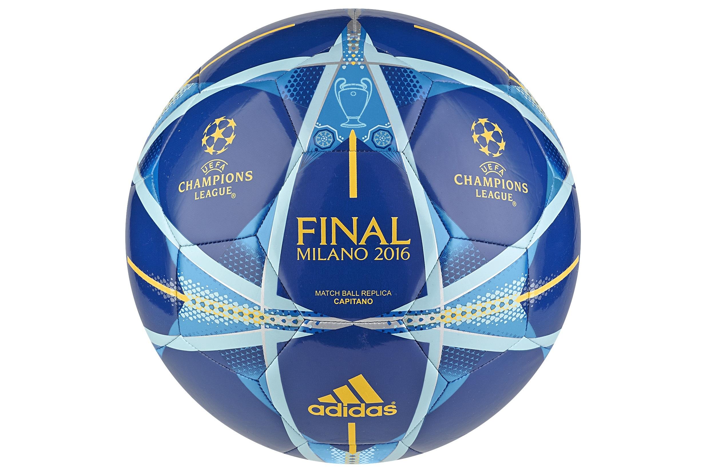 Finálový míč Ligy mistrů 2016