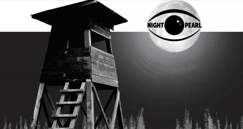 night pearl; noční vidění; myslivost; binokuláry