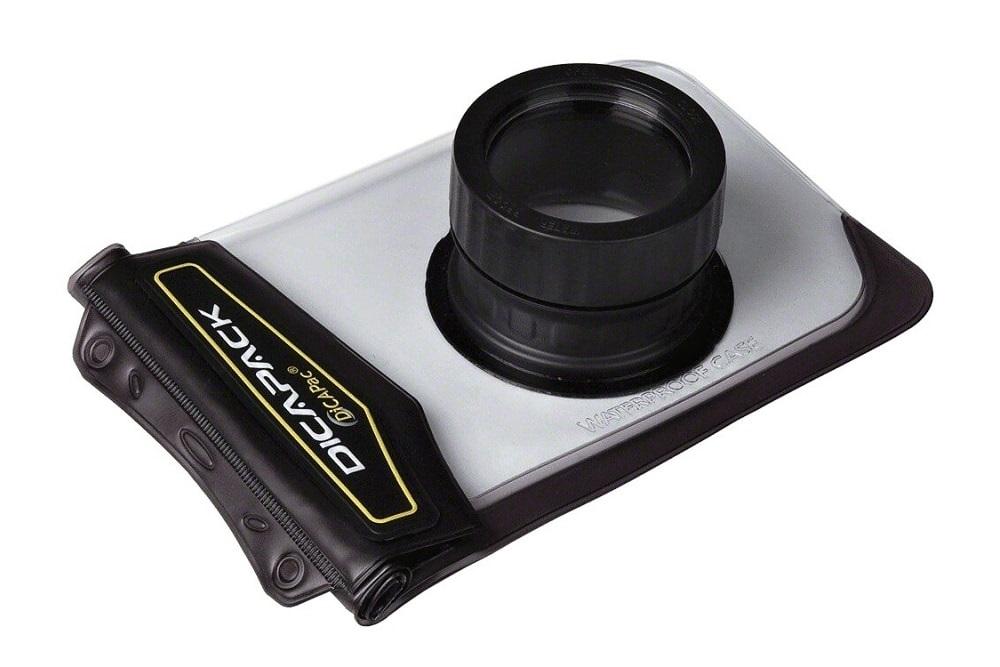 Voděodolné pouzdro pro komapktní fotoaparát