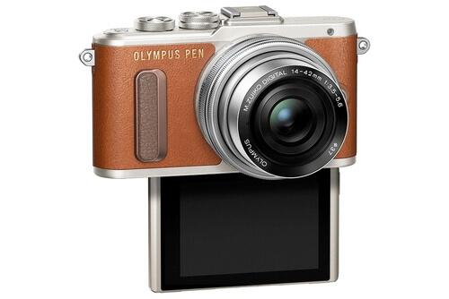 Olympus PEN E-PL8 bezzrcadlovka