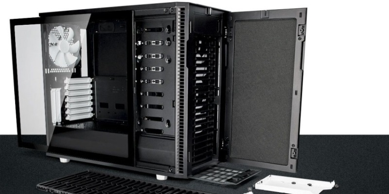 Fractal Design Define R6: nová PC skříň, která dělá rodině čest