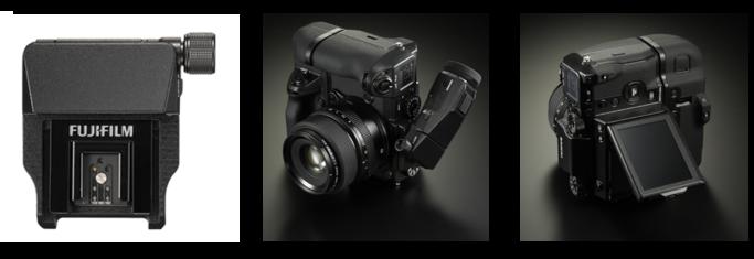 Fujifilm GFX 50S; středoformátový fotoaparát