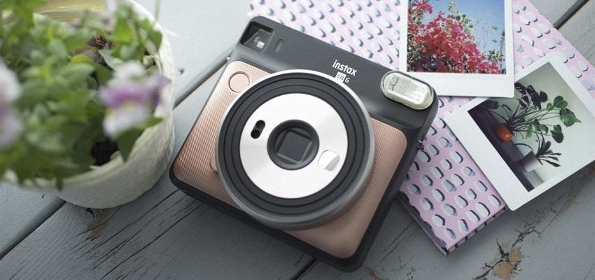 Fujifilm Instax SQUARE SQ6: Kouzlo instantní fotografie