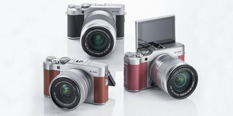 Fujifilm X-A5 (PREVIEW)