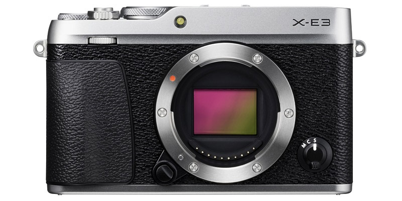Fujifilm X-E3 (PREVIEW)