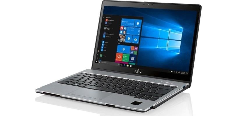Fujitsu Lifebook S938 – notebook s výdrží až 21 hodin na baterii