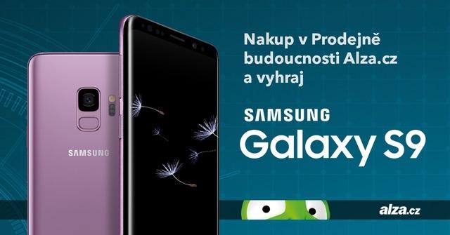 Samsung Galaxy S9; soutěž