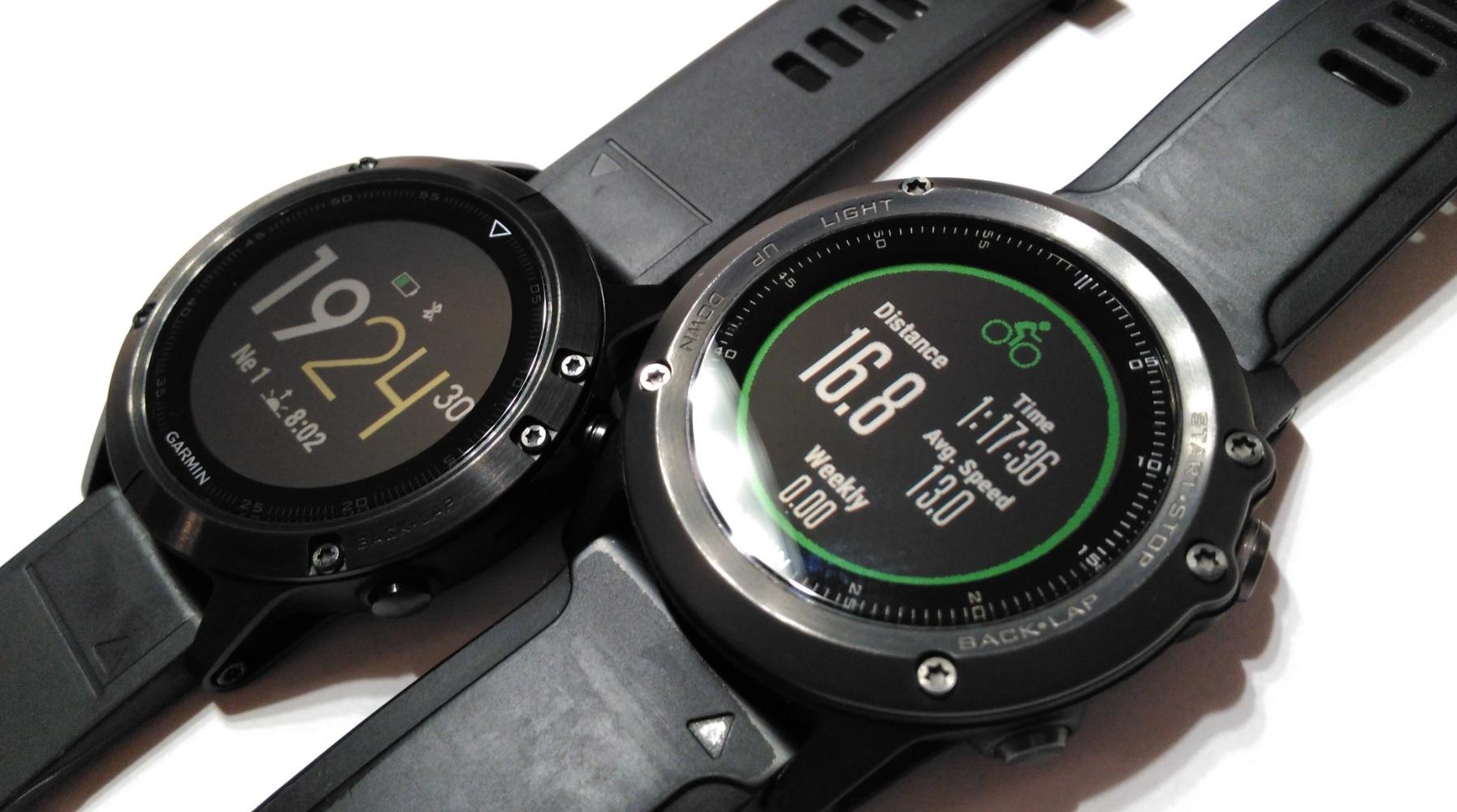 Chytré hodinky Garmin Fénix 5