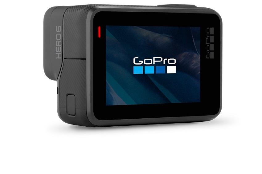 GoPro HERO6 Black; akční kamera