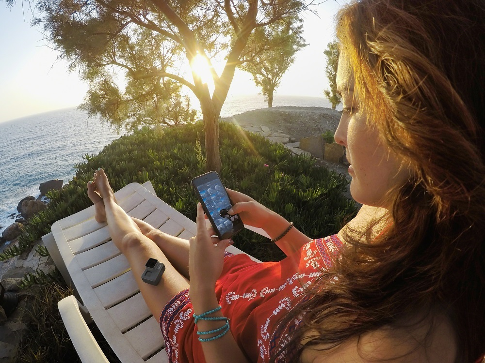 GoPro smartphone