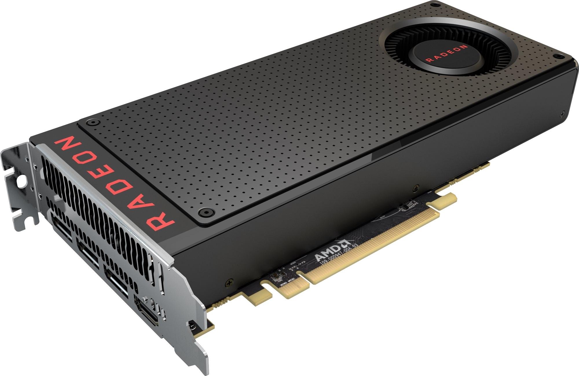 AMD Radeon RX 480 – grafická karta