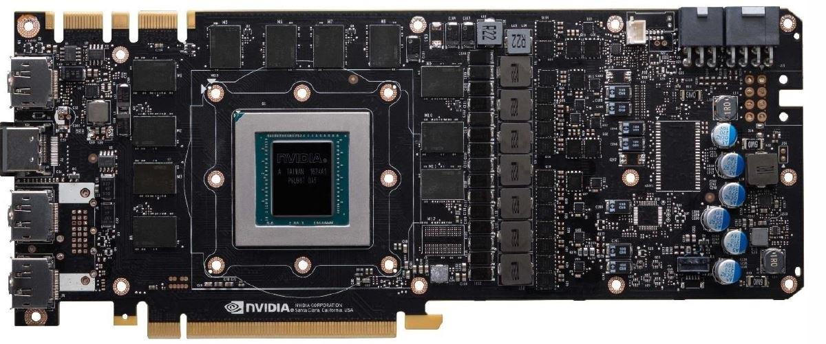 NVIDIA GTX 1080Ti Founders Edition bez chladiče