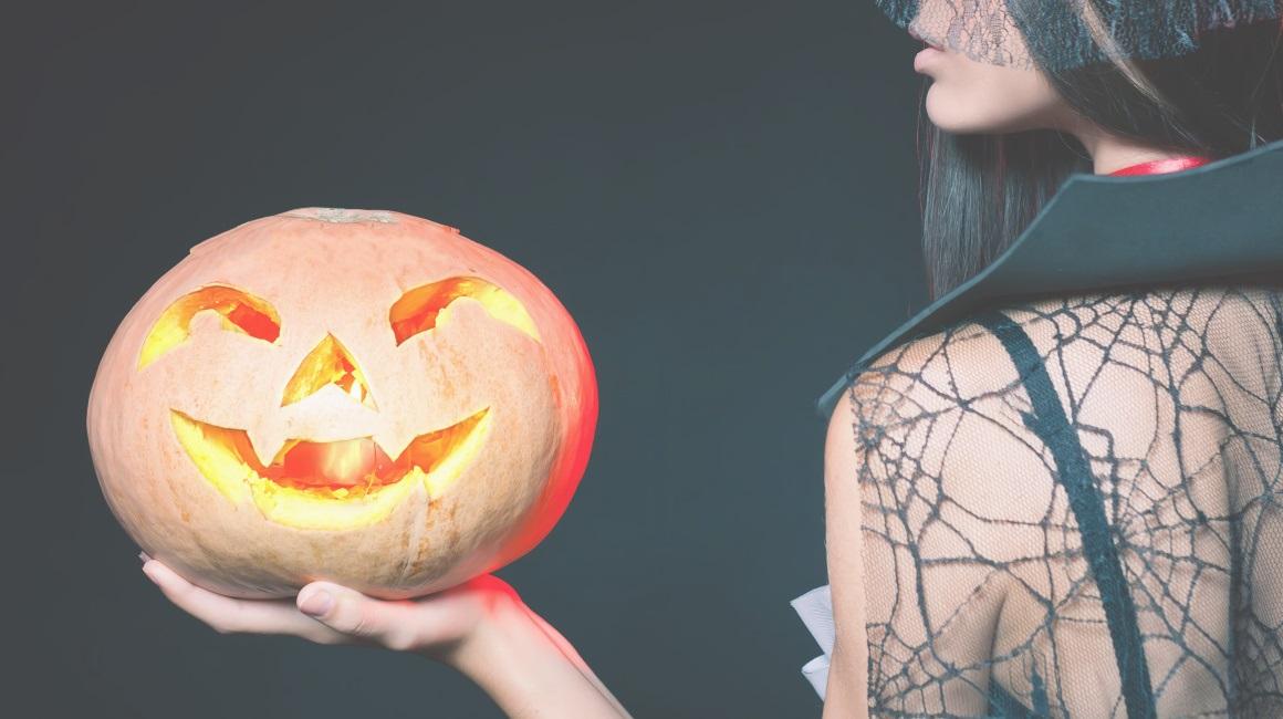 Skvělé nápady na líčení na Halloween