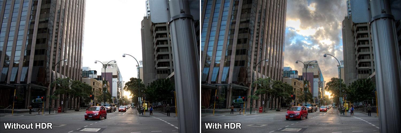 HDR fotografie