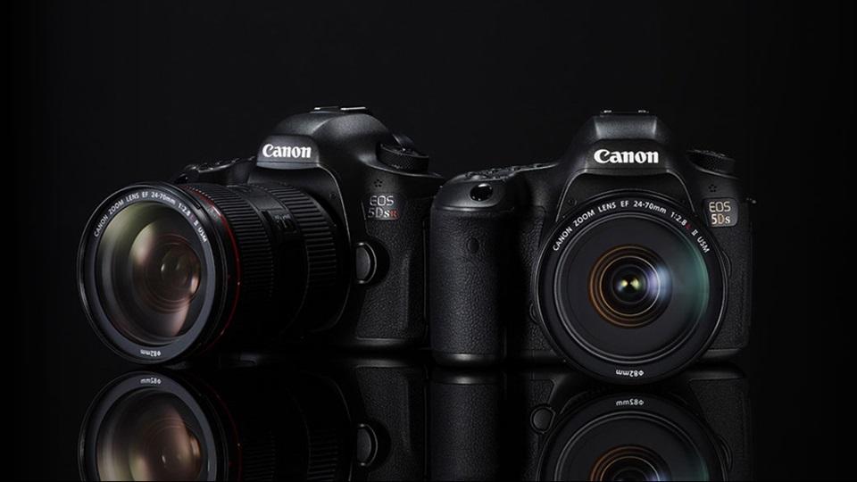 Špičkové fotoaparáty Canon