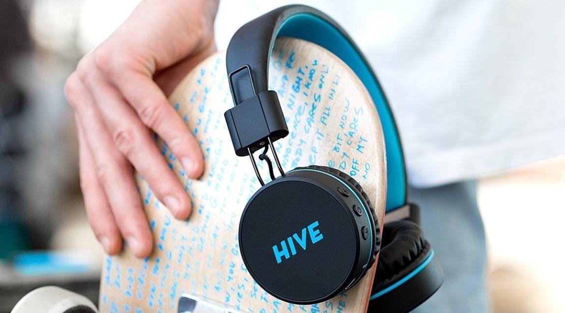 Sluchátka Niceboy Hive